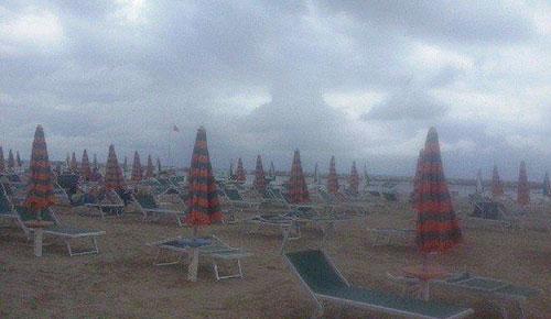 Allerta meteo, temporali in arrivo su tutta la regione. Ecco da quando