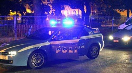 Polizia_notte_lampeggianti