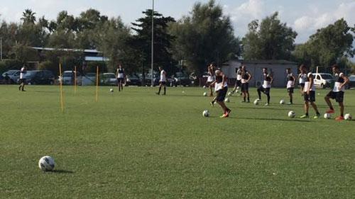 Salernitana_allenamento