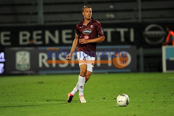 Benevento-Salernitana 1-1: pari di rigore nel derby campano