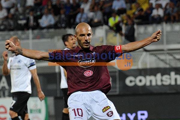 Salernitana-Vicenza (2-3): highlights e gol della partita (Serie B 2016-2017 4^ giornata)
