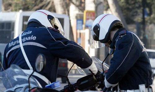 Vigili_Urbani_Municipale_motociclisti