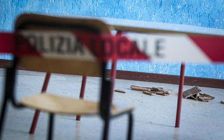 Dossier ecosistema Scuola: in Campania pochi edifici con criteri antisismici