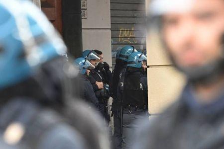 polizia forze dell'ordine celere
