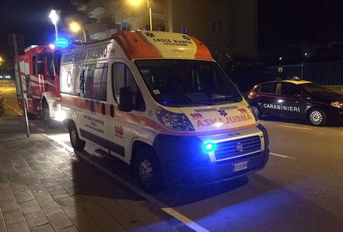 Montecorvino Rovella, frontale nella notte: grave un 37enne