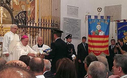 Anche a Salerno si festeggia il santo protettore della Polizia di Stato