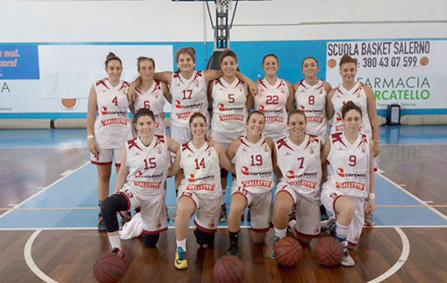 Salerno_Basket_formazione_2016