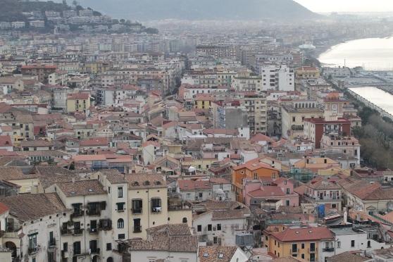 Salerno_Panorama_abitazioni