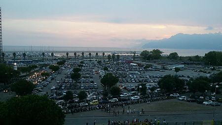 arechi caos traffico 2