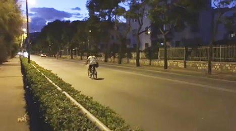 bici-lungomare