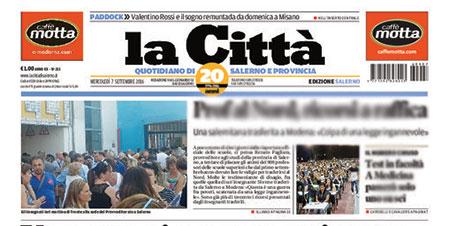 copertina_lacittadisalerno_salerno