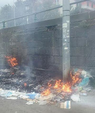 incendio_sottopiazza_rifiuti