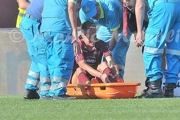 Gol Salernitana-Benevento 2-1: Video Highlights e Sintesi (Serie B 2016-17)