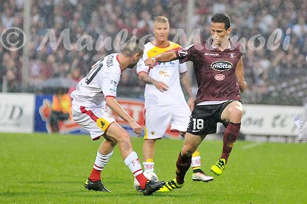 Serie B, Salernitana supera Benevento 2-1