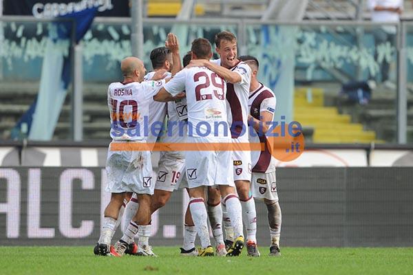 Brescia - Salernitana 1-1. Sfuma la prima vittoria esterna dei granata