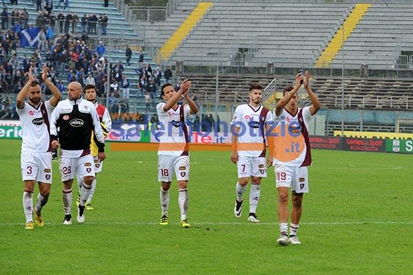 Il Brescia strappa alla Salernitana un buon pareggio