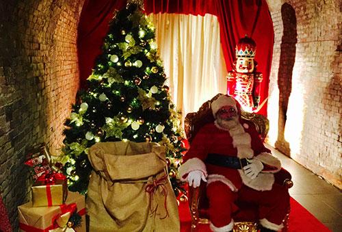 Villaggio Di Babbo Natale Cava Dei Tirreni.Salerno E Il Giorno Del Villaggio Di Babbo Natale L