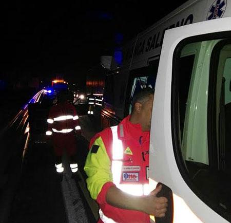 Incidente sul raccordo autostradale Salerno - Avellino, due feriti