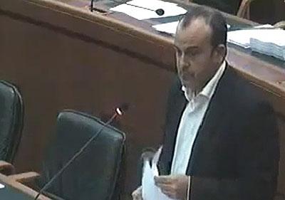 Lazio, gaffe del Consigliere Antonello Aurigemma: sarò breve e circonciso