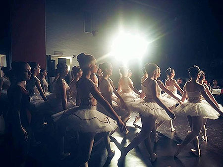 danza-ballerine