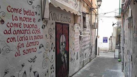 Salerno da Mille e una notte Le 'Luci d'Artista' s'accendono sabato
