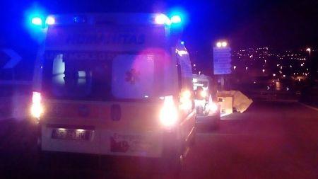 Salerno. Terribile scontro tra auto e tir in autostrada, morto un 42enne