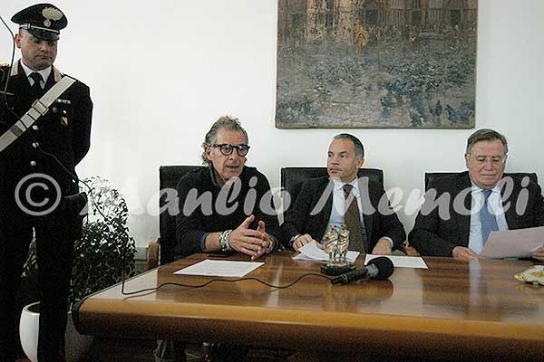 CRONACA: Blitz antidroga dei carabinieri a Salermo