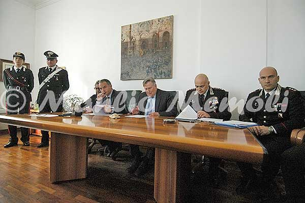 Salerno: in corso una vasta operazione antidroga, oltre 200 militari in azione