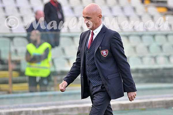 Salernitana, Sannino si dimette: Bollini è il nuovo allenatore