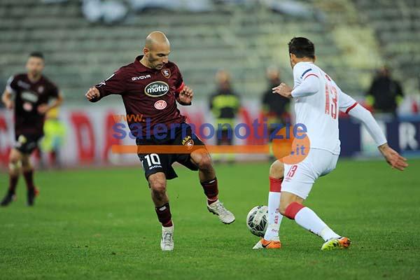 Bari-Salernitana 2-0, Colantuono: