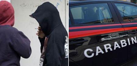 baby-gang-arresti-carabinieri