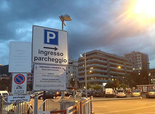 Salerno in arrivo nuovi aumenti per i parcheggi for Subito offerte lavoro salerno