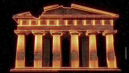 tempio-di-nettuno-illuminato