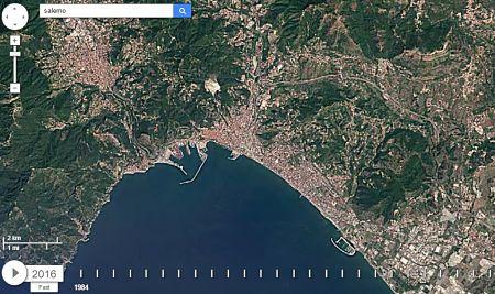timelaps-google-salerno