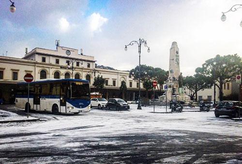 salerno-neve-stazione