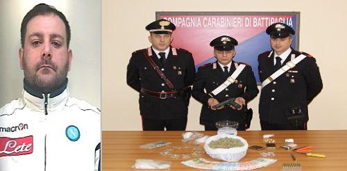 arresto carabinieri giuseppe Pennino