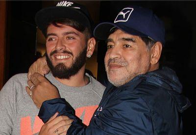 Maradona a teatro, De Laurentiis: