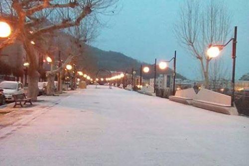 Allerta meteo della Protezione Civile: da giovedì neve in arrivo