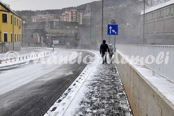 Nuova allerta meteo in Campania