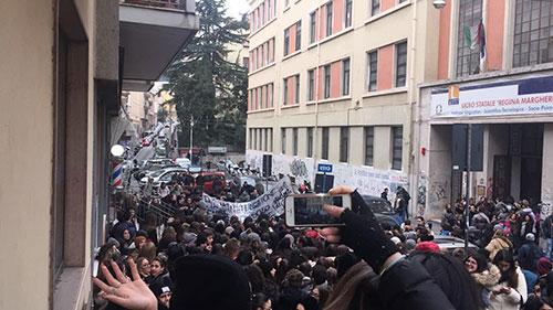 studenti-scuola-protesta-sciopero
