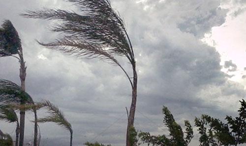 Forte vento nel pomeriggio: danni su litorali della Campania