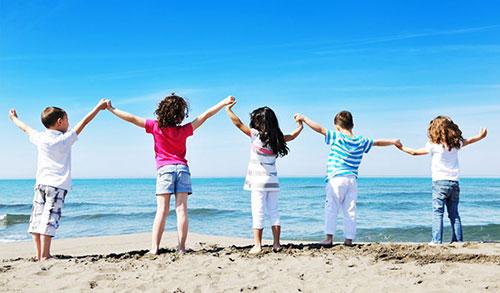 Le spiagge del ragusano sono a misura di bambino