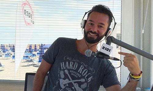 Dramma a Radio 101,muore il giovane dj Stefano Mastrolitti: forse suicidio