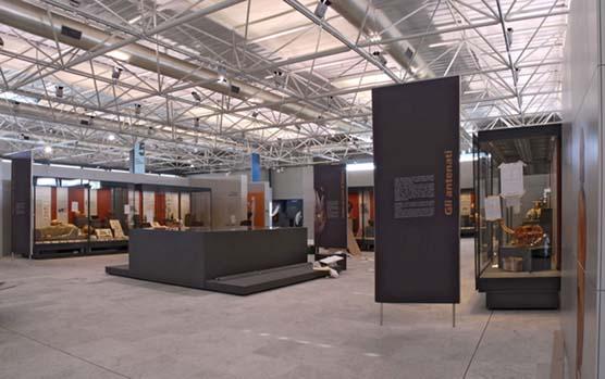 Museo di Pontecagnano: Giornate Europee del Patrimonio_26-27 Settembre -  Salernonotizie.it