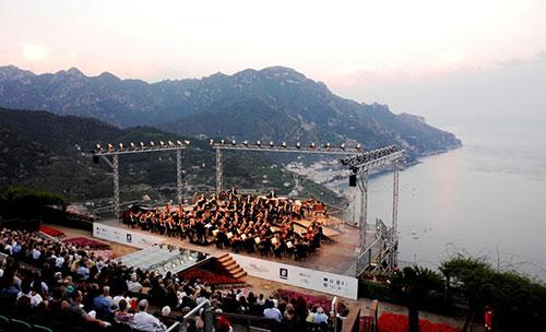 Al Ravello Festival I Giovani Talenti Della Asian Youth