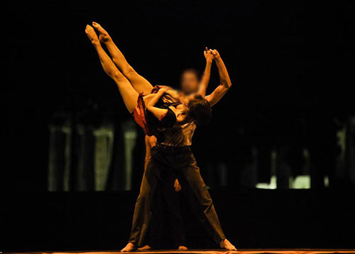 Tersicor Arte: venerdì 15 le contaminazioni della danza al Museo di  Pontecagano - Salernonotizie.it