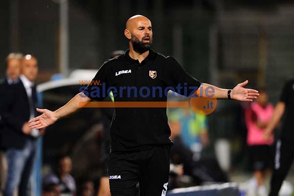 Palermo, esonerato Tedino: il nuovo allenatore è Stellone