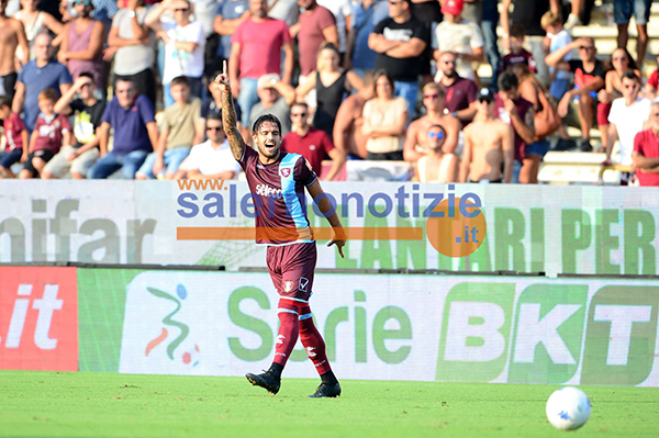 Mercato: pressing dell'Hellas Verona sul granata Tiago Casasola