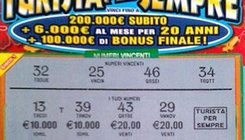 Papà Regala Un Gratta E Vinci Da 5 Euro La Vincita è Milionaria