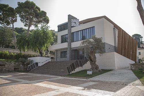 Castellabate si inaugura la casa comunale dopo i lavori di ristrutturazione - Lavori di ristrutturazione casa ...